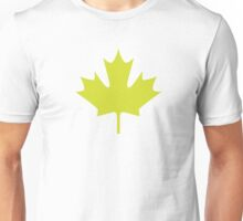 Maple leaf Unisex T-Shirt