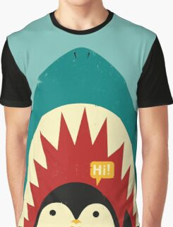 Hi! Graphic T-Shirt