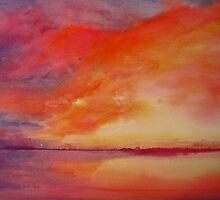 Good night Dungeness by Beatrice Cloake