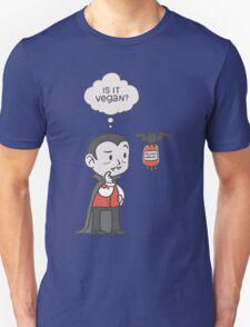 Vegan Vampire Unisex T-Shirt