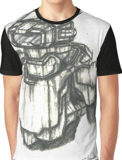 Guardian Armour System - Exclusive to the Colossus Scout Program (CSP) Graphic T-Shirt