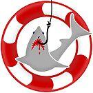 Shark on the hook VRS2 by vivendulies