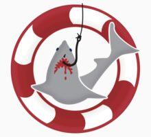 Shark on the hook VRS2 Kids Clothes