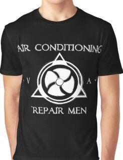 Secret Society of Air Conditioning Repairmen Graphic T-Shirt