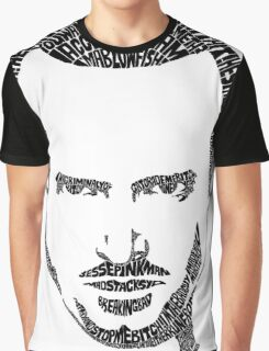 Jesse Pinkman Graphic T-Shirt