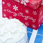 Christmas Cake by Anne Gilbert
