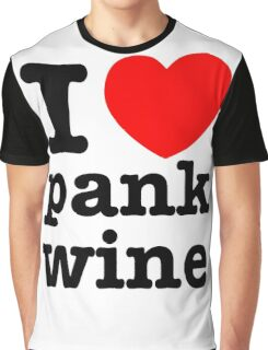 Wine? Red, white or pank. Graphic T-Shirt