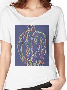 gay art  Women's Relaxed Fit T-Shirt