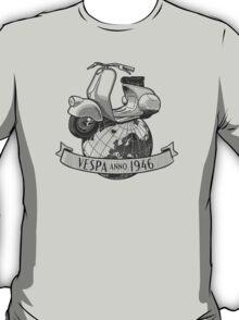Vespa Anno 1946 T-Shirt