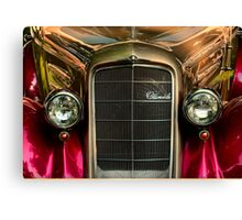""""""" Olds it is and very Mobile """" Canvas Print"""