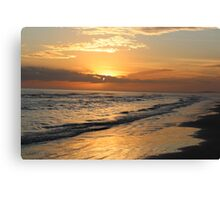 Serene Sunset at Kiawah Island Canvas Print