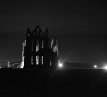 Whitby Abbey - Yorkshire. by SophiaCaselton