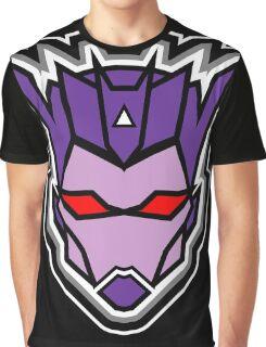 TFxGB - Evil Gozerian (Faction Head) Flat Colors Graphic T-Shirt