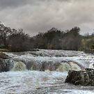 Low Force in Spate by mountainsandsky