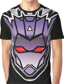 TFxGB - Evil Gozerian (Faction Head) G1 METAL Graphic T-Shirt