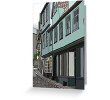 Elm Hill Greeting Card