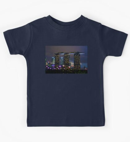 Gardens by the Bay Singapore Kids Tee