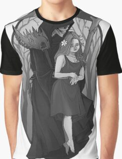 Death and the Maiden Graphic T-Shirt