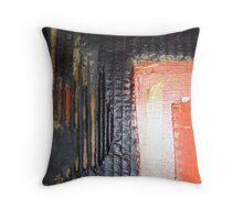 monolith 4 Throw Pillow