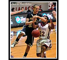 Purdue North Central vs UIndy 3 Photographic Print