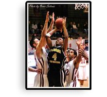Purdue North Central vs UIndy 9 Canvas Print