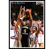 Purdue North Central vs UIndy 9 Photographic Print