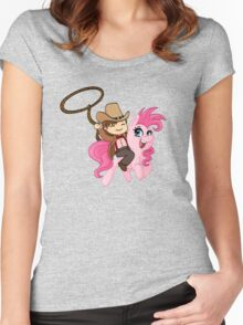 my little doctor Women's Fitted Scoop T-Shirt