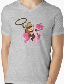 my little doctor Mens V-Neck T-Shirt