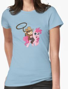 my little doctor Womens Fitted T-Shirt
