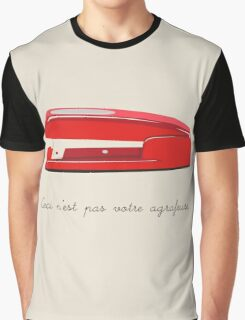 This is Not Your Stapler Graphic T-Shirt