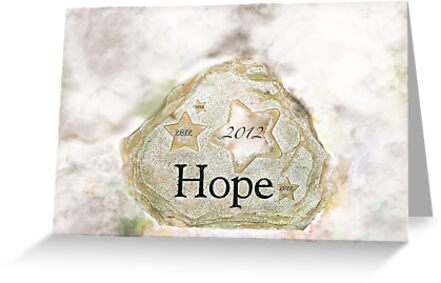 Hope 2012 by DreamCatcher/ Kyrah Barbette L Hale