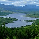 Loch Garry by Tom Gomez