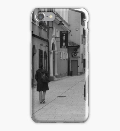 Walking iPhone Case/Skin