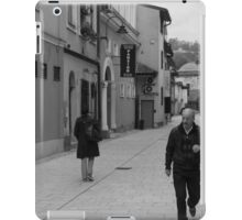 Walking iPad Case/Skin