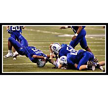Class 3A South Bend St Joseph's vs Bishop Chatard  2 Photographic Print