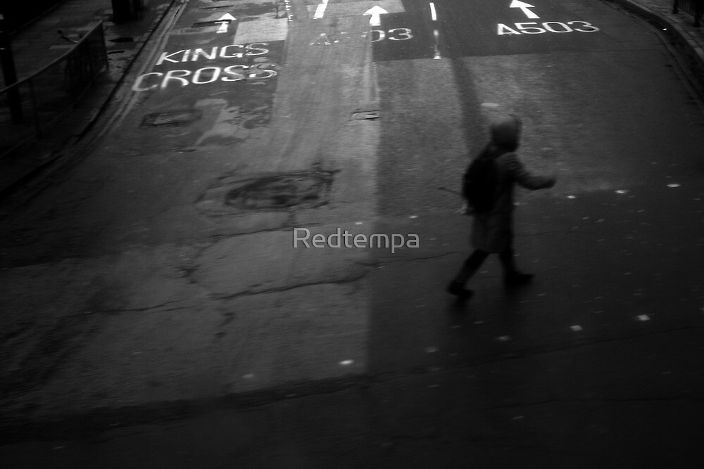 LONDON: VIEWS FROM THE TOP DECK PT 9: DANGEROUS CROSSING by Redtempa