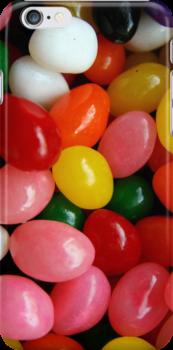 jellybeans by Trish Peach