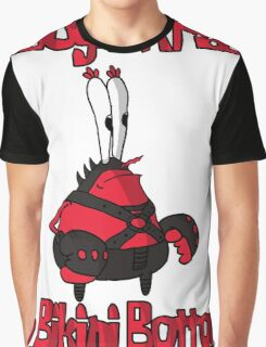 Mr Krabs Graphic T-Shirt