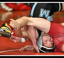 Center Grove vs Perry Meridian Wrestling 1 by Oscar Salinas