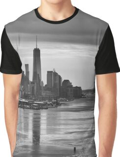 Freedom Tower Graphic T-Shirt