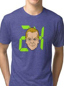 24 Bauers a day Tri-blend T-Shirt