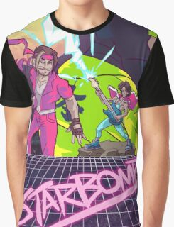 Starbomb II Graphic T-Shirt
