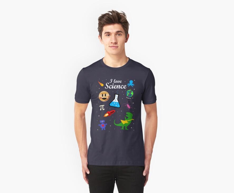 I Love Science by jezkemp