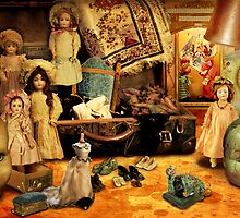 Doll Hospital by Smudgers Art