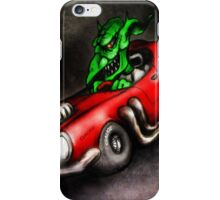 Death by Dragster iPhone Case/Skin
