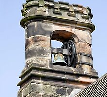Repton School Bell  by Rod Johnson