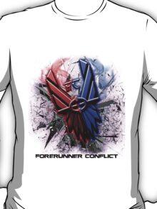 Forerunner Conflict: Revolutions Logo (w/Text) T-Shirt