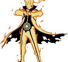 Narutoh Art by aniplexx