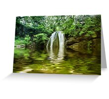Dingley Dell  Greeting Card