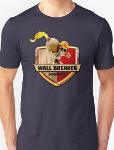 Wall Breaker Demolition Co T-Shirt